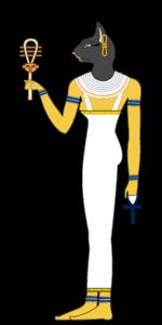 Богиня Бастет