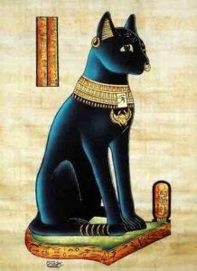 9 жизней кошки в египте