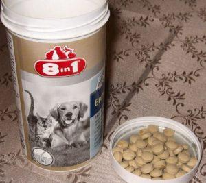 8 in 1 для кошек и собак
